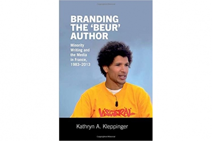 Cover art for Branding the Beur Author