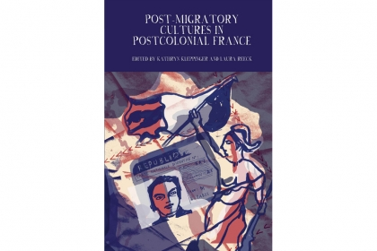 Cover art for Post Migratory Cultures
